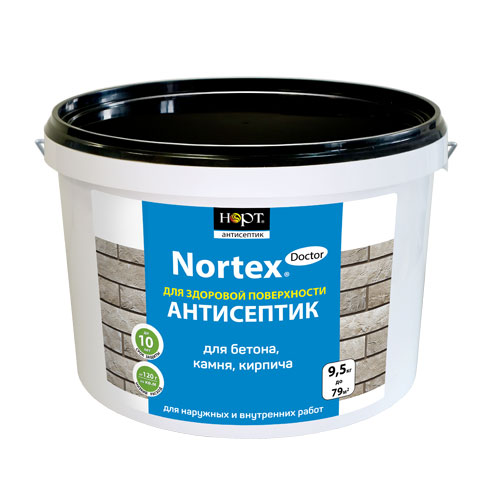 «Nortex»-Doctor для бетона (9,5 кг)